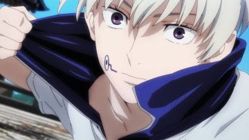 Jujutsu Kaisen Episode 8