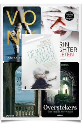 Anita Terpstra, Karin Slaughter, Karin Kallenberg, Dimitri van Hove, Samantha Stroombergen