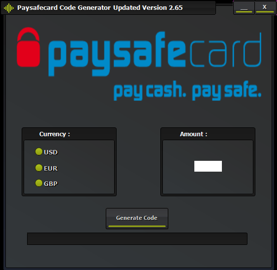 Paysafecard For Free