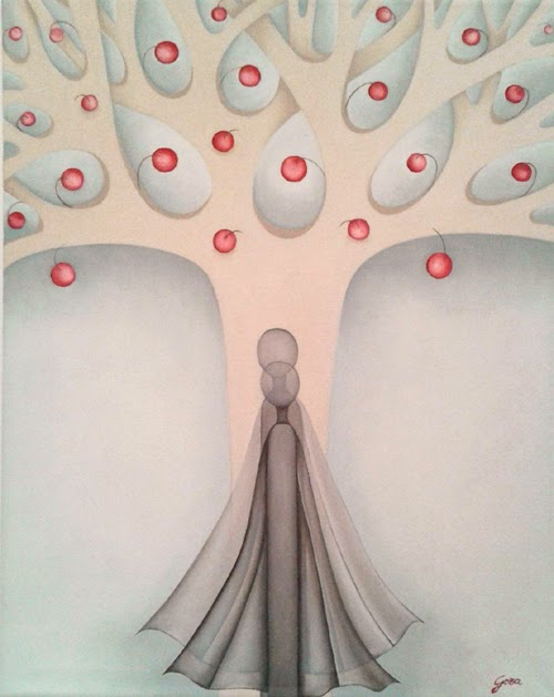 """Gabriella Zannoni - """"Il dono 3"""""""