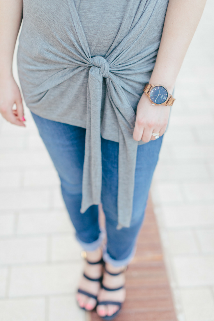 My Casual Summer Style Featuring JORD Watches