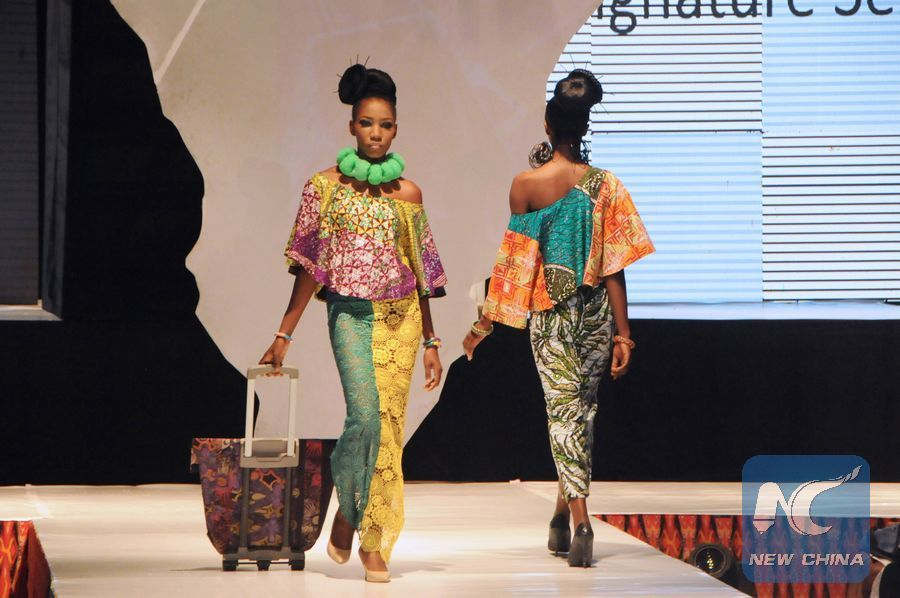 9jafrikfashion Photos Africa Fashion Week Nigeria 2016