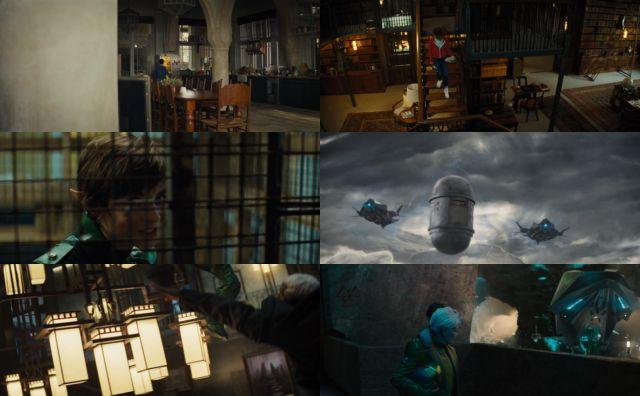 Artemis Fowl: El mundo subterráneo (2020) HD 1080p y 720p