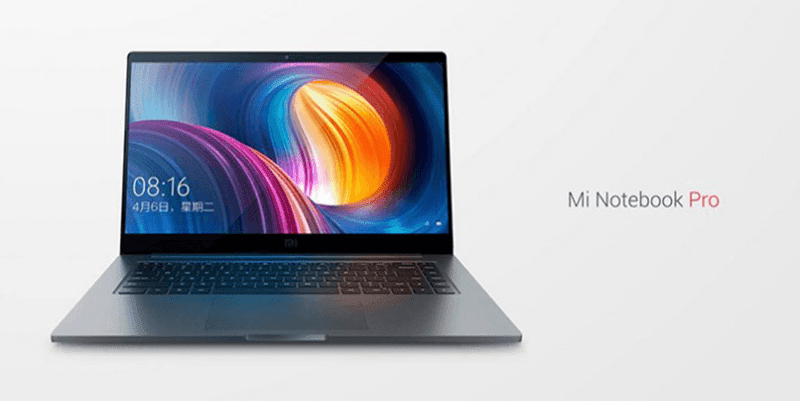 Xiaomi Mi Notebook Pro Goes Official