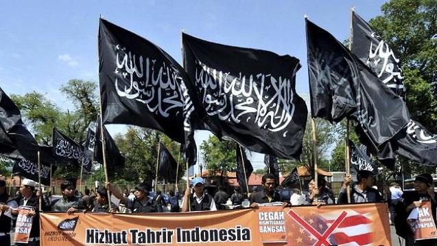 Hizbut Tahrir, Tolong Jangan Ganggu Keutuhan Negeri kami!!