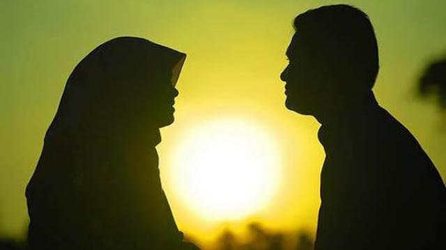 Seorang Istri, 3 Bulan  Tak  Mampu  Memandang Wajah Suaminya.