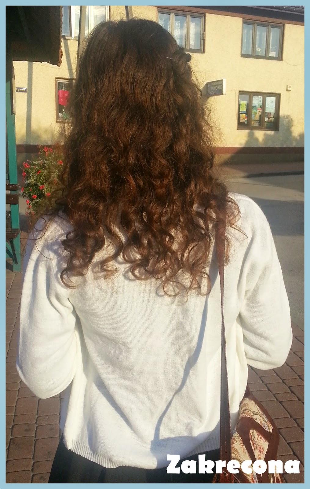 Długie, piękne włosy. Moje refleksje na temat zapuszczania. Wrześniowa aktualizacja