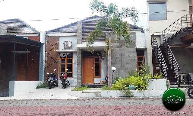 Rumah di Perumahan Pondok Permai jalan Parangtritis