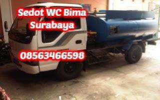 Sedot WC Pengampon Bima Surabaya