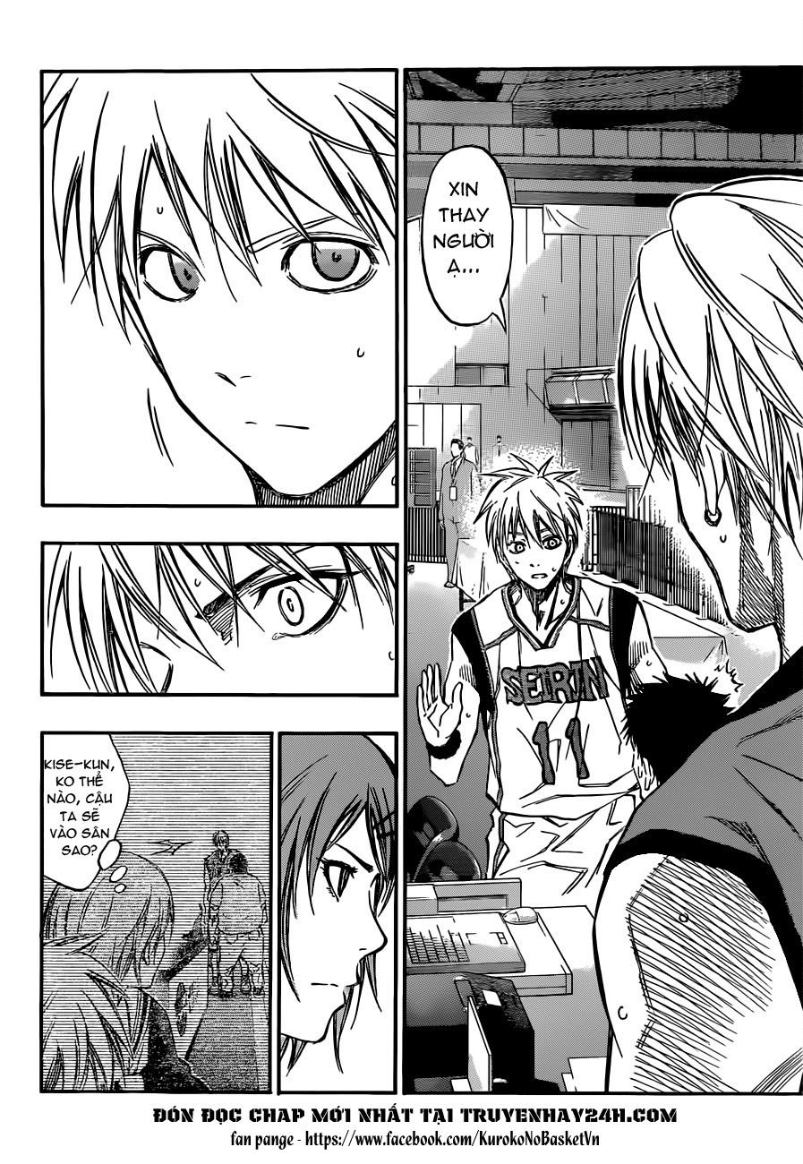 Kuroko No Basket chap 195 trang 16