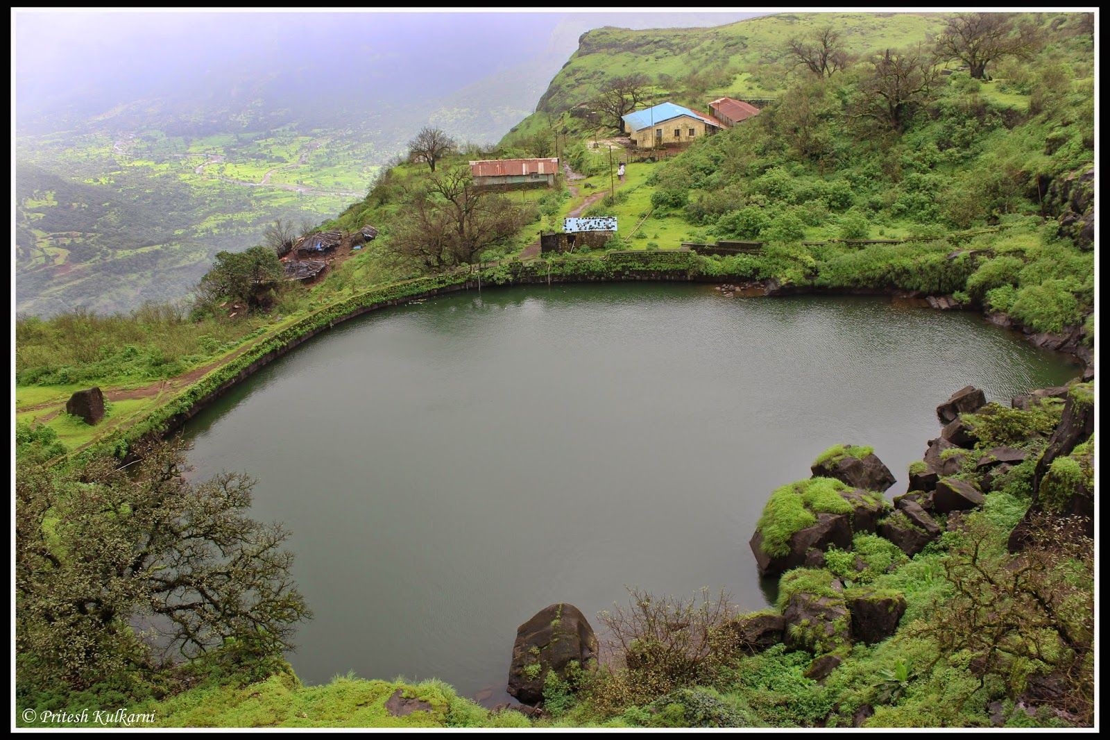 Ganga Sagar Lake