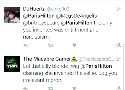 Hilarious! Twitter users roast Paris Hilton for claiming she and Britney Spears invented selfies