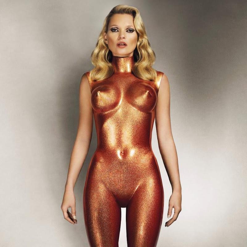 Definisi Supermodel Menurut Kate Moss