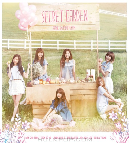 Apink – Secret Garden – EP (FLAC + ITUNES PLUS AAC M4A)