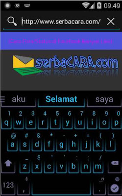 Aplikasi Keyboard Swiftkey