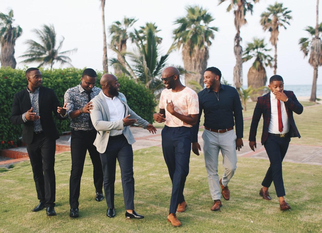 How do you meet guys