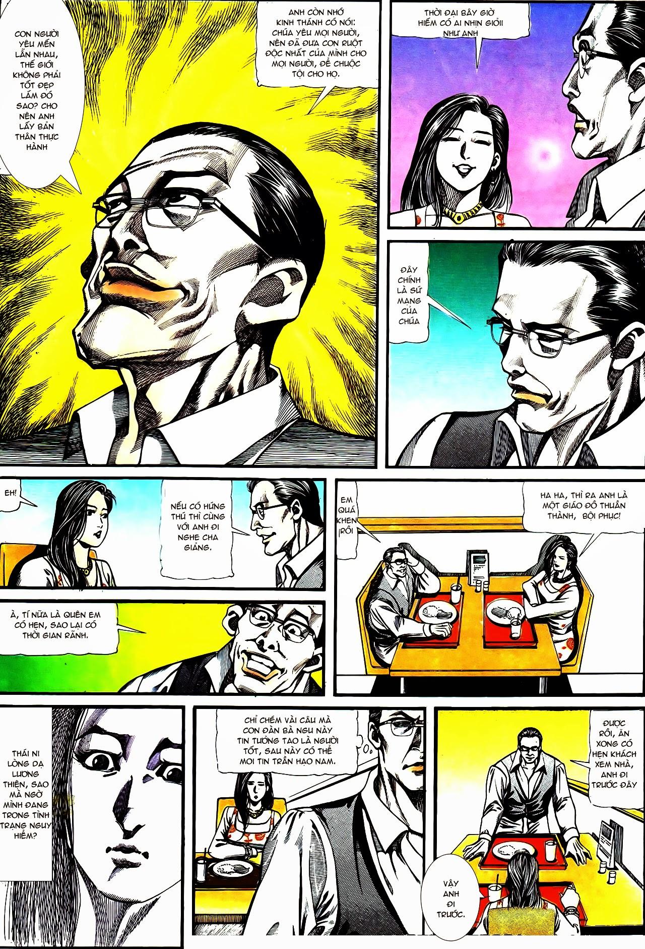 Người Trong Giang Hồ chapter 122: phố dục lạc trang 12