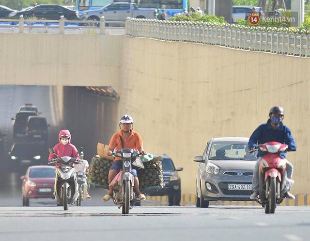 Nắng nóng tại Hà Nội