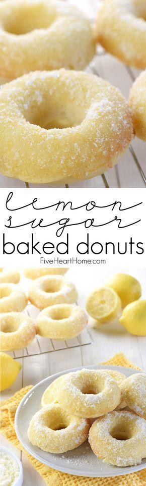 Lemon Sugar Baked