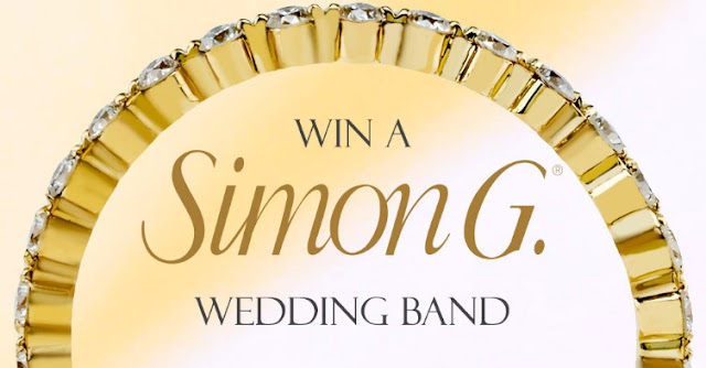 Simon G Wedding Band Giveaway