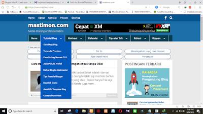Profil dan Biodata Mastimon.com Lengkap