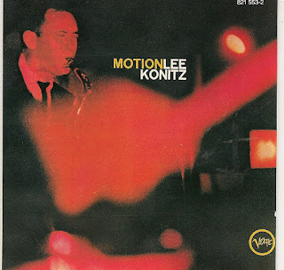 Lee Konitz, Motion