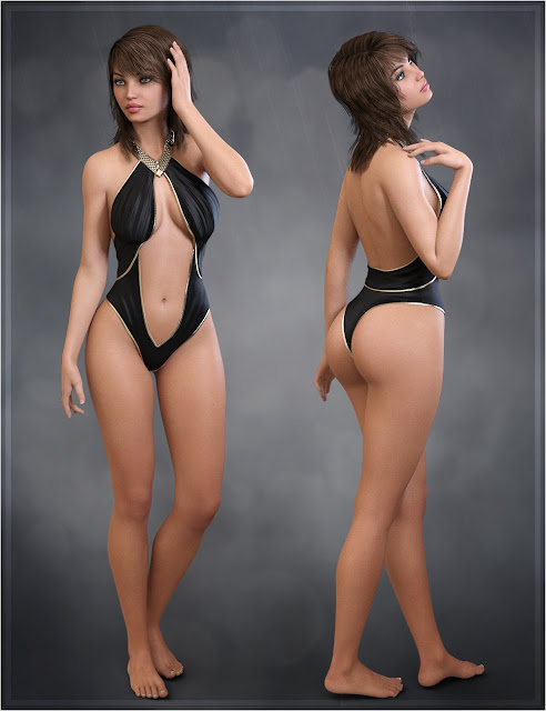 Jayda for Genesis 3 Female