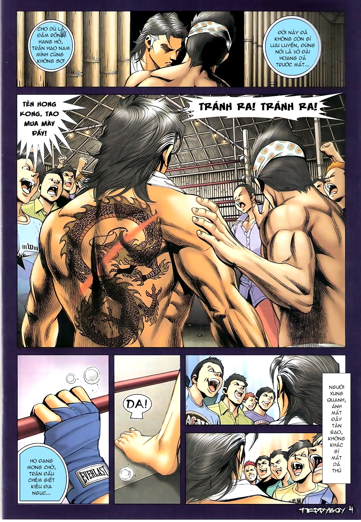 Người Trong Giang Hồ - Chapter 1344: Quá khứ Nam Ca 2 - Pic 2