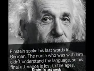 Einstein si Jenius yang ternyata juga Misterius