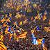 Το ανεξαρτησιακό κίνημα των Καταλανών είναι πια τόσο μαζικό, τόσο ριζοσπαστικό και τόσο (αυτο)οργανωμένο που καμιά κρατική καταστολή δεν μπορεί να το κάνει να συνθηκολογήσει