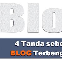 Awas ! Inilah 4 tanda yang perlu di waspadai sebelum Blog terbengkalai