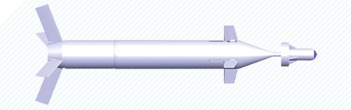 120-міліметрова високоточна керована міна