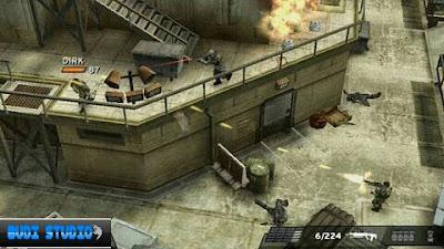 Killzone: Liberation PPSSPP