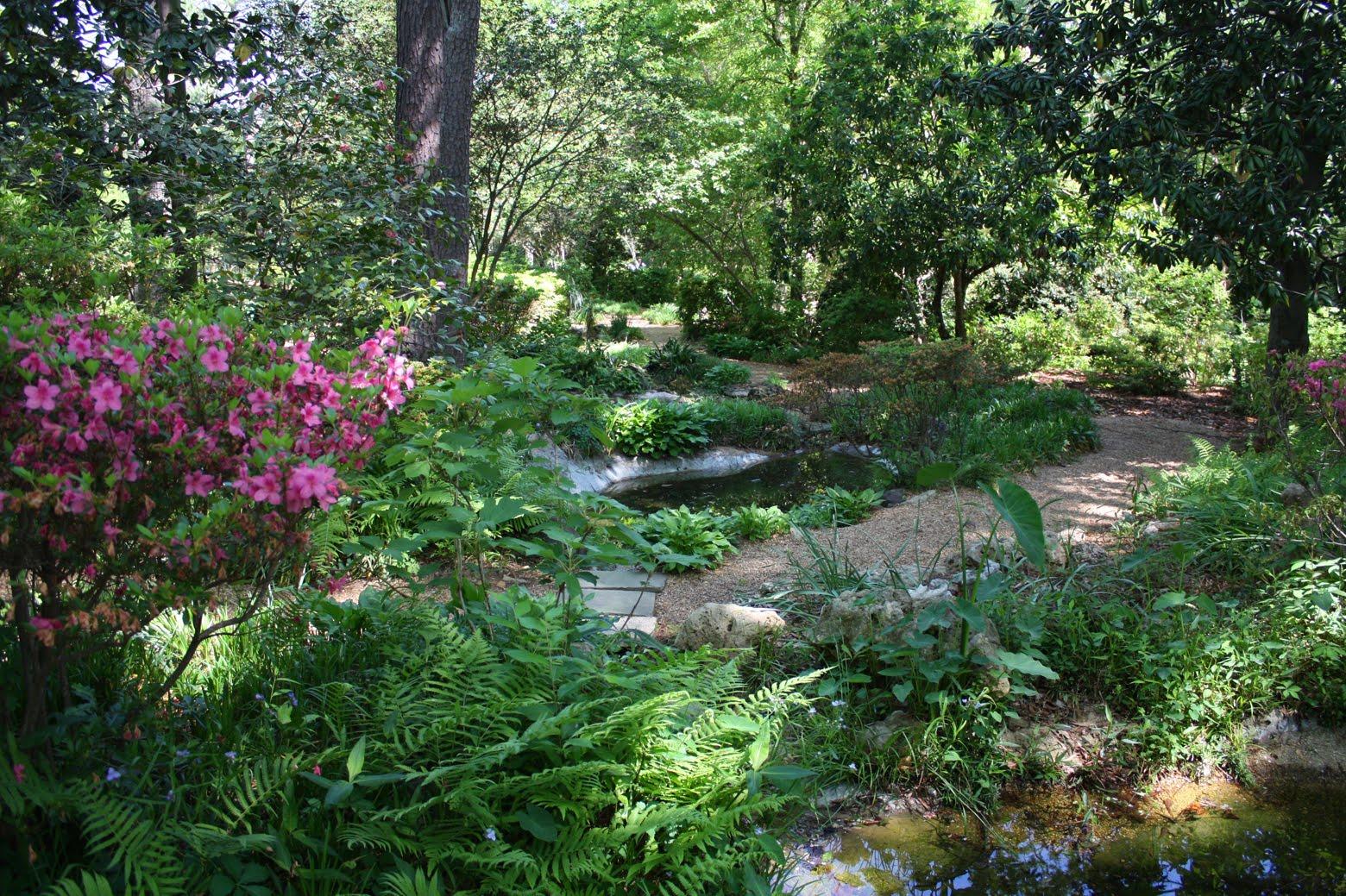 Southern Lagniappe: Garden Sanctuary