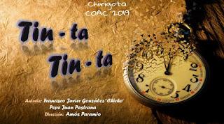 Tin-Ta, Tin-Ta (Chirigota). COAC 2019