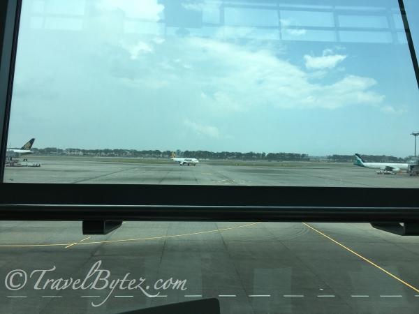 Changi Airport Terminal 2 Wang Cafe