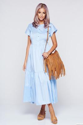 Vestidos Casuales Largos