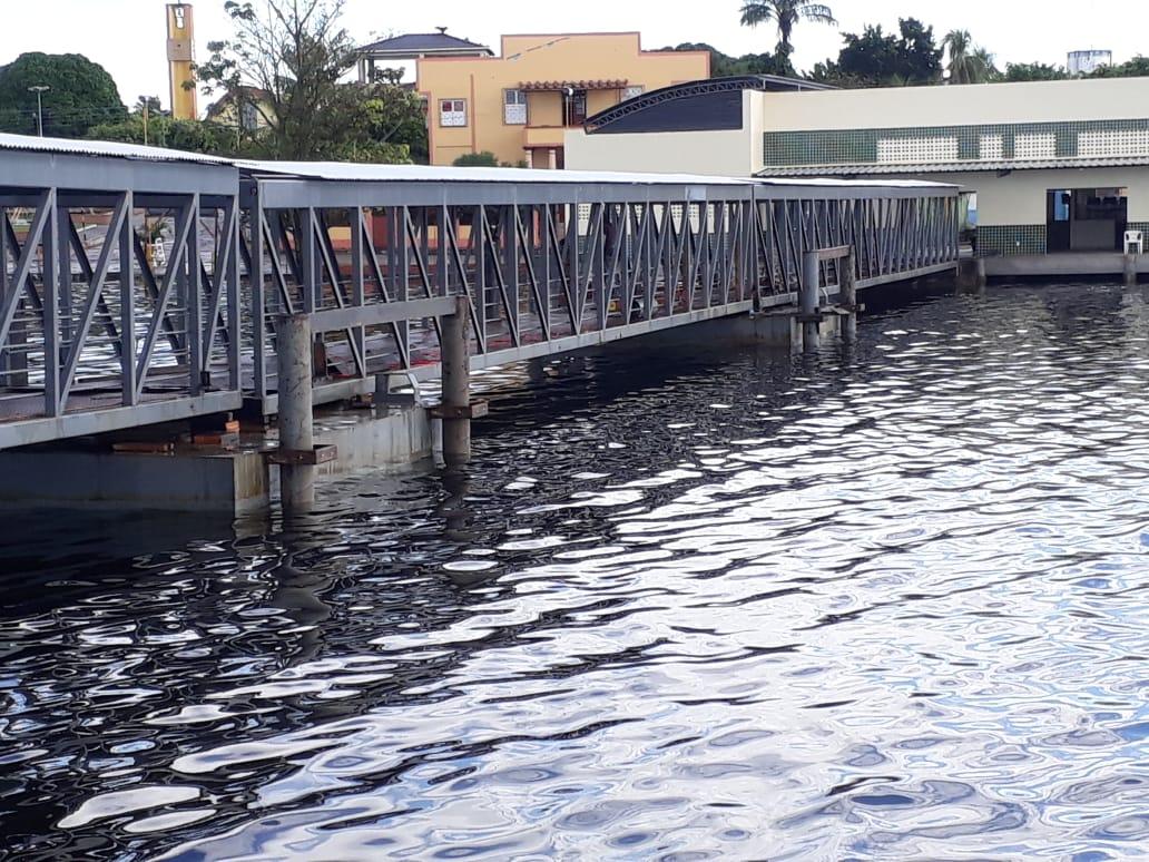 Helder vai a Terra Santa para inaugurar terminal hidroviário de R$ 3,9 milhões