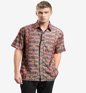 trend baju batik pria 2018