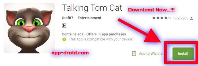 talking tom cat game apk