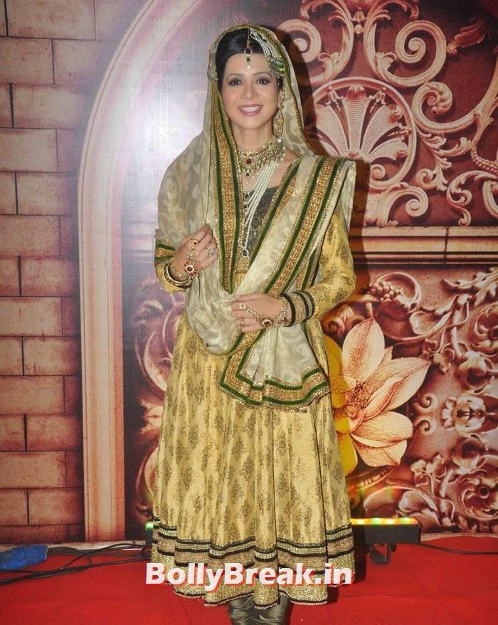 Lavina Tandon, Zee Rishtey Awards 2014 Photo Gallery