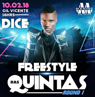 BAIXAR MP3 | Dice- Freestyle Das Quintas 5 | 2018