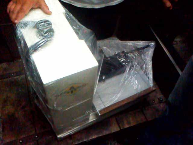 termoimpresora para copiado directo manual libro copiador