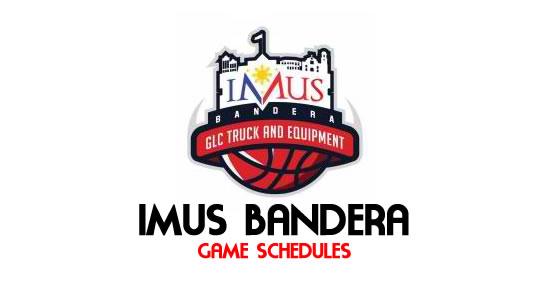 LIST: Game Schedule Imus Bandera 2018 MPBL Anta Datu Cup
