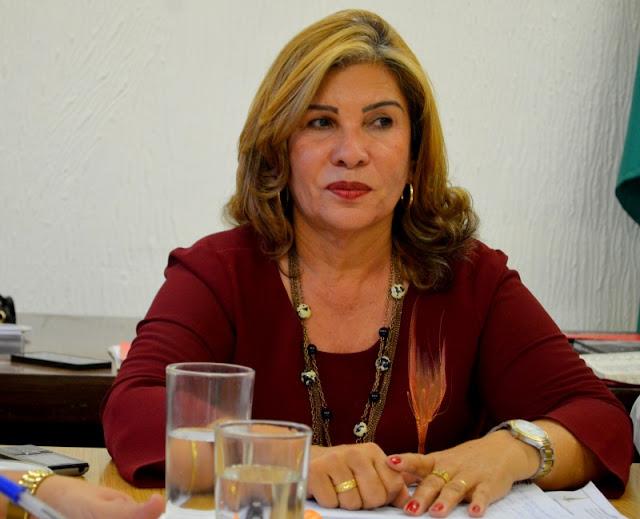 Professora Maria Antônia Foto Joaquim Dantas