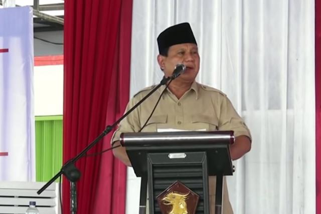 Prabowo: Sekarang Saja Enggak Bisa Bayar Rumah Sakit, Bagaimana 5 Tahun Lagi?