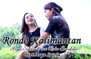 Arya Satria feat. Rida Sandifa Rondo Kalimantan