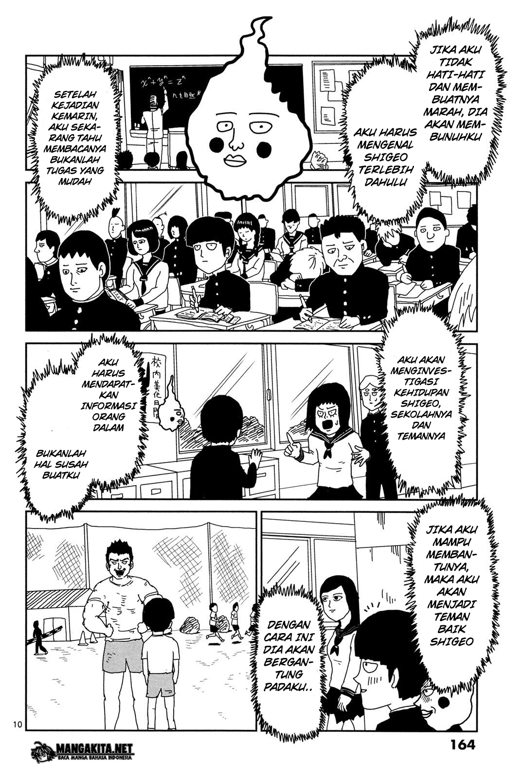 Mob Psycho 100 Chapter 09-9