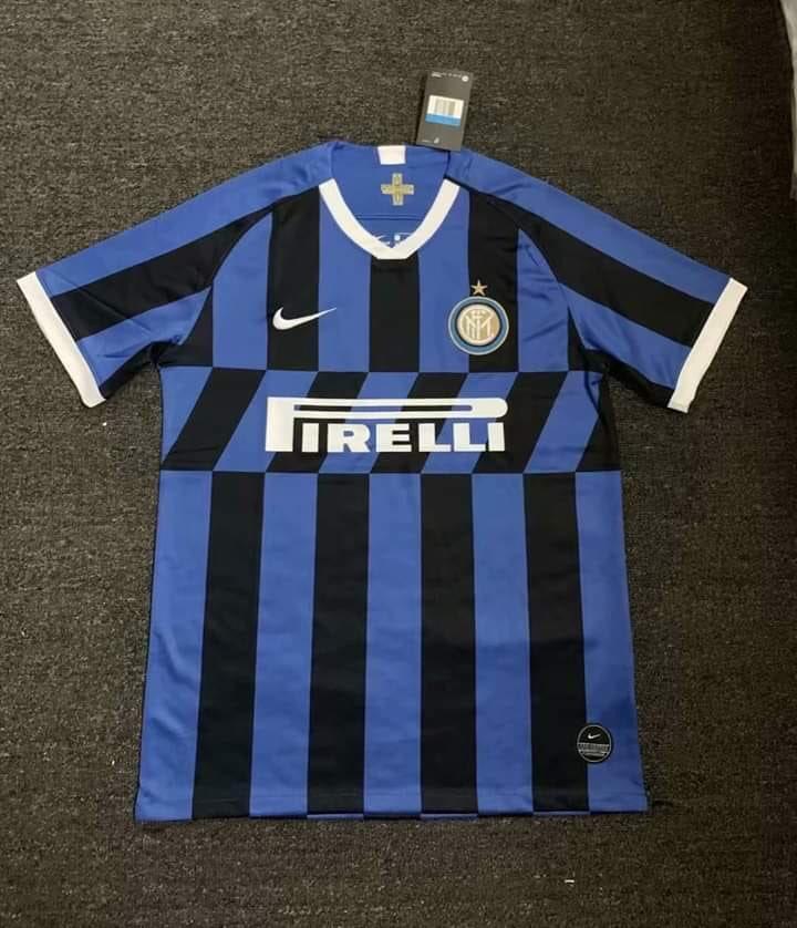 big sale 363c3 56616 Nike Inter Milan 19-20 Home & Pre-Match Kits Leaked - Footy ...