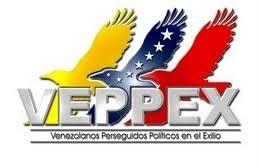 Comunicado de la Organización de de Venezolanos Perseguidos Políticos en el Exilio (Veppex)